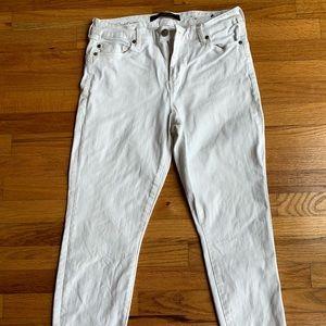 "Liverpool ""The Hugger"" Skinny Jeans"